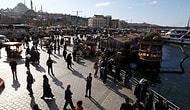 İstanbul'un Bu Yılki Turist Profili: Gelenlerin Dörtte Biri Arap, Almanlar Zirvede