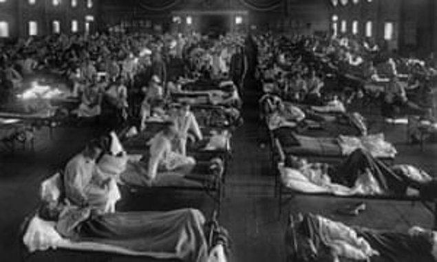 1918 - Grip salgını Batı Samoa'ya yayıldı. Yıl sonuna dek 7.542 kişinin (nüfusun %20'si) ölümüne neden olacak.