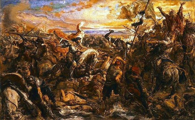 1444 - Varna Muharebesi: Kral I. Ulászló komutasındaki Haçlı Ordusu ile II. Murat önderliğindeki Osmanlı Ordusu arasında, bugünkü Bulgaristan'ın Varna şehri yakınında yapılan savaş, Osmanlı'nın galibiyetiyle sonuçlanmıştır.