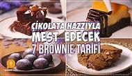Çikolata Hazzıyla Mest Edecek 7 Brownie Tarifi