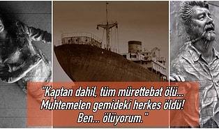 Gönderilen Garip Yardım Mesajının Ardından Tüm Mürettebatı Ölü Olarak Bulunan Hayalet Gemi: SS Ourang Medan
