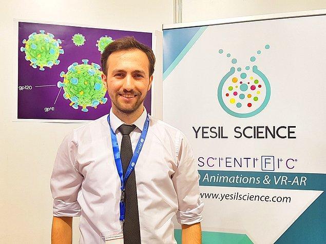 22. Dr. Yusuf Yeşil (25) – Kurucu, Yeşil Science