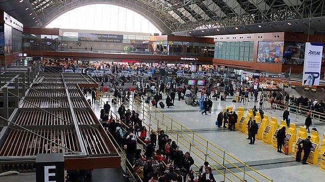 38 havalimanı 'engelsiz belgesi'ne sahip