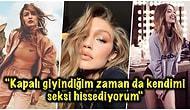 Artık 'Seksi' Giyinmediği İçin Hayranları Tarafından Eleştirilen Gigi Hadid'den Kapak Gibi Bir Cevap Geldi!