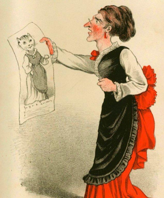 12. Viktorya Dönemi'nde anti sevgililer günü denilen bir gün vardı ve birbirlerinden hoşlanmayan insanlar birbirlerine içinde kaba şiirlerin olduğu şiirler ve kartpostallar yolluyordu.