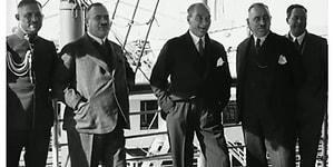 Hiç Yayınlanmamış Görüntüleriyle Atatürk: 1930 Yılında Ege Vapuru'nda!