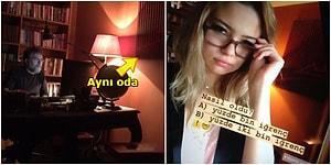 Gazeteci Ahmet Hakan ve Eski İşte Benim Stilim Yarışmacısı Melike Çamlıoğlu'nun Aynı Yerlerde Yaptıkları Sosyal Medya Paylaşımları Kafaları Karıştırdı