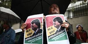 Meksika'nın Sığınma Talebini Kabul Eden Evo Morales, Bolivya'dan Ayrıldı