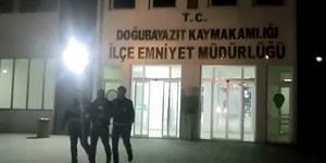 Serbest Bırakılmıştı: Eşi ve Kızına 'Naylon Poşetle' İşkence Yapan Saldırgan Tutuklandı