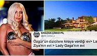 Lady Gaga'nın 24 Milyon Dolarlık Aşırı Lüks Evini Görüp Kendini Fakir Hissedenlerden Yaratıcı Yorumlar