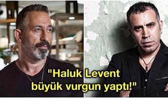 Haluk Levent, Cem Yılmaz'ın Kendisiyle İlgili Ağır İthamlarda Bulunduğunu İddia Ettikten Sonra Ortalık Karıştı