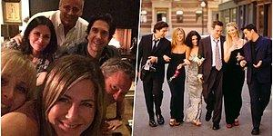 Yıllar Sonra Yeniden! Friends Oyuncuları, HBO Max'in Üzerinde Çalıştığı Özel Bölüm İçin Buluşuyor