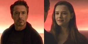 Avengers: Endgame Filminden Silinmişti: Iron Man ile Kızı Morgan'ın Bir Araya Geldiği Sahne!
