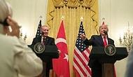 Trump-Erdoğan Görüşmesi Sona Erdi: 'İlişkilerde Beyaz Sayfa Açmakta Kararlıyız'