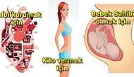 Kadınların Sağlığı İçin Kesinlikle Tüketmemesi Gereken Besinler
