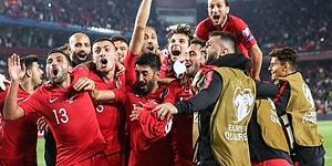 Mutlusson! İzlanda ile Berabere Kalan A Milli Futbol Takımımız EURO 2020'yi Garantiledi