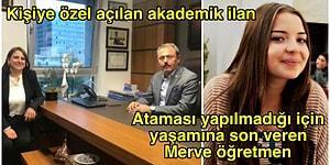 Pamukkale Üniversitesi'nin Nokta Atışlı Öğretim Üyesi İlanına Tek Uyan Kişi AK Parti Milletvekilinin Yeğeni Olunca Ortalık Karıştı!