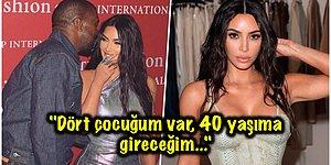Kim Kardashian Katıldığı Bir Programda Eşi Kanye West'in Artık 'Seksi' Giyinmesini İstemediğini Açıkladı!