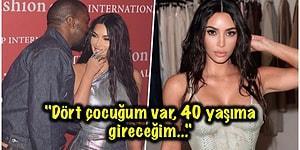 Kim Kardashian Katıldığı Bir Programda Eşi Kanye West'in Artık 'Seksi' Giyinmesini İstemediğini Açıkladı!