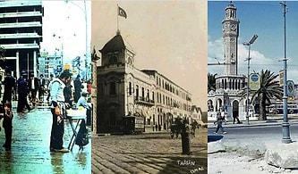 Canımız İzmir'in Geçmişindeki Zorlu Yaşanmışlıkları Gözler Önüne Seren 29 Fotoğraf