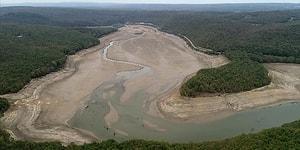 Barajların Doluluk Oranı Yüzde 38'e Düştü: İstanbul'un 100 Günlük Suyu Kaldı