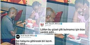 KFC Restoranında Yapılan Evlilik Teklifinin Sosyal Medyada Alay Konusu Olmasının Ardından Dev Markalardan Yardım Yağdı!