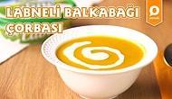 Soğuk Günlere Renk Getirecek Labneli Bal Kabağı Çorbası Nasıl Yapılır?