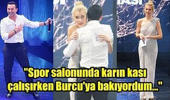 Mustafa Sandal'ın Burcu Esmersoy'a Olan Hayranlığı ve İtirafları Gündeme Bomba Gibi Düştü!