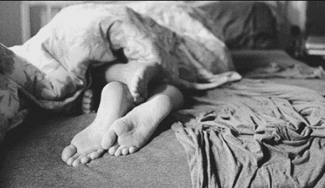 4. Daha iyi bir uyku çekmenizi sağlar: