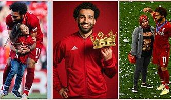 Başarılı Bir Futbolcu, İyi Bir Eş ve Baba: Muhammed Salah'ın Gözlerden Kalpler Çıkaran Sevgi Dolu Ailesi