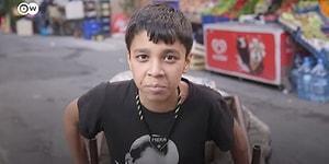 Babası Ölünce Çalışıp Annesine Bakmak Zorunda Olan 14 Yaşındaki Çocuk: Mesut Koşarsu