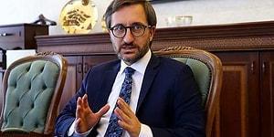 Fahrettin Altun'dan 'Beştepe'ye Giden CHP'li Siyasetçi' İddialarına Yalanlama: 'Gerçek Dışı'