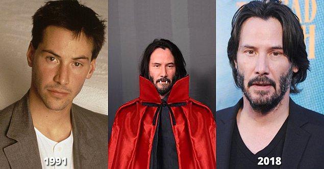 Hepimizin kendisini ayıla bayıla izlediği, Matrix ve John Wick serilerinin yıldızı Keanu Reeves ile ilgili meşhur bir teori vardı, bilmem hatırlar mısınız?