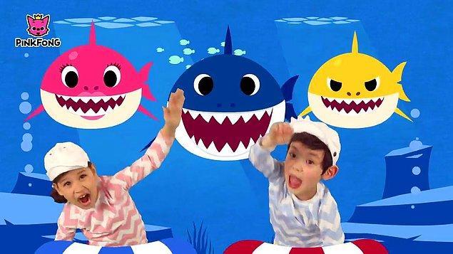 5. Pinkfong – Baby Shark Dance (3.73 Milyar)