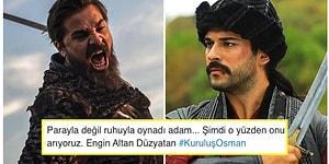 Kuruluş Osman'ın İlk Bölümünün Ardından Burak Özçivit'in Performansı Eleştirilirken Engin Altan Düzyatan'a 'Geri Dön' Çağrısı Yapıldı
