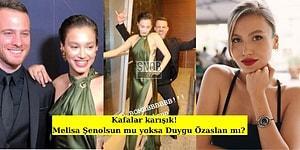 Duygu Özaslan'dan Sonra Şimdi de Kerem Bürsin'in Oyuncu Melisa Şenolsun'la Yakınlaştığı İddia Edildi!