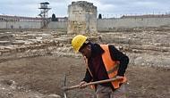 Savaşların Yok Ettiği 2 Asırlık Camiyi, Mahkumlar Gün Yüzüne Çıkarıyor
