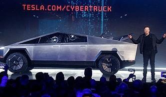 'Cam Skandalı' Satışları Engellemedi: Elon Musk, Cybertruck'ın 200 Bin Adet Sipariş Aldığını Açıkladı
