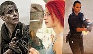 Kadın Oyuncuların Beyaz Perdede Hünerlerini Sergilediği Çokça Konuşulan 24 Aksiyon Filmi
