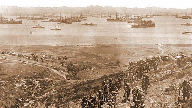 1922 - Gelibolu'nun kurtuluşu.