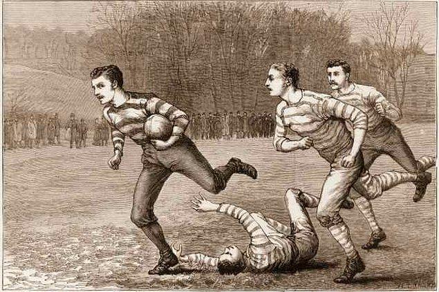 1872 - Dünya futbol tarihinin ilk millî maçı Glasgow'da oynandı (İskoçya-0 İngiltere-0)