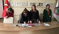 Tunceli Belediyesi'nden Kadın Çalışanlara Regl İzni Kararı: 'Bu Çalışmaların Artmasını Diliyoruz'