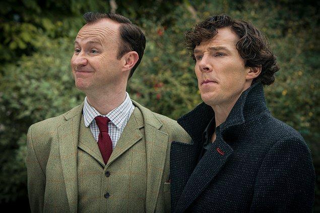 2. Sherlock (2010– )