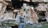Modern Yaşamını Bırakıp Doğduğu Mağaraya Taşındı: 'Huzuru Buldum, Kafam Rahat'