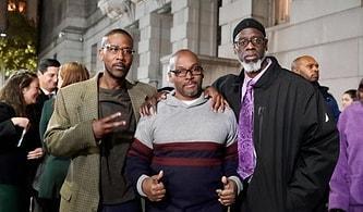 Bir 'Pardon' Vak'ası: Cinayet İddiasıyla 36 Yıl Hapis Yatırılan Üç Arkadaşın Masum Olduğu Anlaşıldı