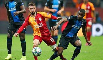 Cimbom 90+2'de Yıkıldı: Galatasaray - Club Brugge Maçında Yaşananlar ve Tepkiler