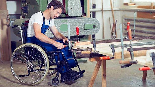 4. 2018'de engelli kotasından işe yerleştirilen kişi sayısı bir önceki yıla göre artmış olsa da halen 2003 yılından beri görülen en düşük seviyede seyrediyor.