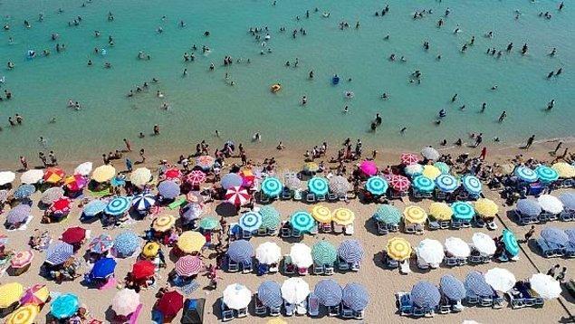 9. 2018 yılında en çok turizm geliri elde eden ülkeler.