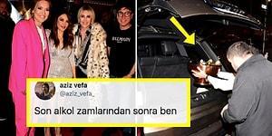 Ekonomik Kriz Demet Akalın'ı da Vurdu! Esra Balamir'in Doğum Gününe Katılan Demo, Bitmemiş Alkol Şişelerini Evine Götürdü