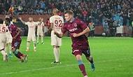 Aslan Son Dakikada Kurtuldu, Trabzonspor ile Galatasaray 1-1 Beraber Kaldı! Maçın Ardından Yaşananlar ve Tepkiler